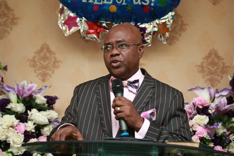 Pastor Magnus Maduka