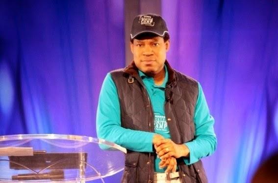 Christ Embassy Head Pastor Chris Oyakhilome
