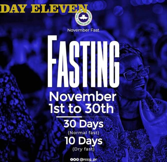 DAY-11-RCCG-30-DAYS-FASTING-PRAYER-November-2019