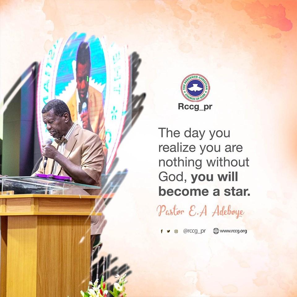 Rising Stars by Pastor E.A. Adeboye.
