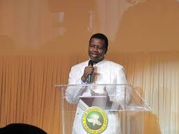 Pastor E A Adeboye. Daddy G O