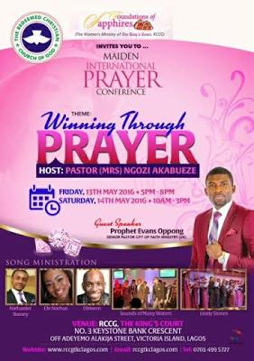 Winning Through Prayer.