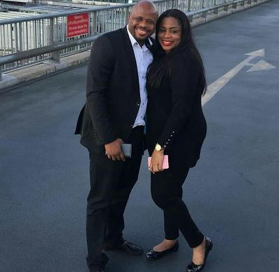 Sinach & Her Husband, Joe Egbu Celebrate Their Wedding Anniversary.