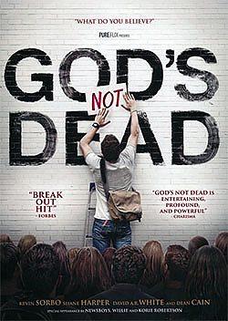 God's Not Dead. Official Movie Trailer 1.